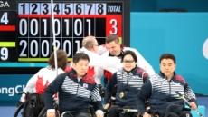 평창패럴림픽 컬링, 동메달결정전 패…잘 싸웠다
