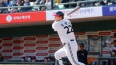 'LG맨' 김현수, 3안타에도…'잠실더비' 승자는 두산 베어스