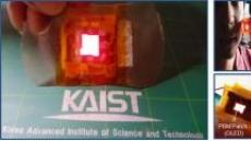 반창고처럼 붙이면 상처치료 OK…OLED 웨어러블 광 치료패치 개발
