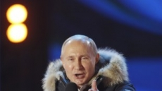 푸틴 4기 집권 유력…출구조사 득표율 73%