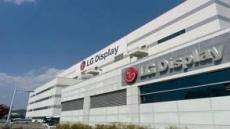 올레드패널 외판 30%로  LGD, 수익성 위기 돌파