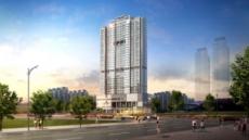 서대전역 32층 랜드마크 중소형 아파트 '코아루 써밋' 선착순 분양 시작