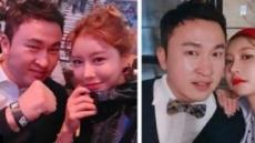 한정원, 김승현과 달달한 '럽스타그램' 화제