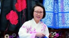 4대를 내려오는 전통한복점 '신라한복' 박영애 대표, 전통과 현대의 미학 담아내