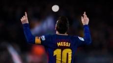 '메시 3골' 바르셀로나, 앞으로 7경기 안지면 무패우승도 가능