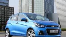 GM, 한국에 CUV 배정땐 스파크 생산 중단