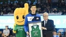 '한국 농구 큰별' 김주성, 챔피언결정전 6차전 끝으로 은퇴