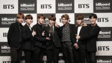방탄소년단, 2년 연속 美 '빌보드 뮤직 어워드' 후보 올랐다