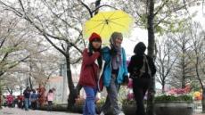 미세먼지 '나쁨' 속 주말 비 소식…외출땐 우산 꼭 쓰세요