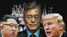 한반도정세 급물살…韓 '평화정착'ㆍ北 '건곤일척'ㆍ美 '패권유지'