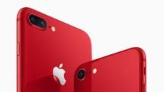 빨간 사과 '아이폰8 레드' 이통사 혜택모아 싸게 사볼까