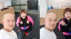"""'11월의 신부' 될 홍윤화 """"14kg 감량…16㎏ 남았어요"""""""