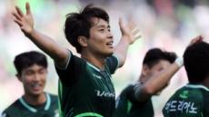 이동국 생일 자축포…전북, 수원에 2-0 승