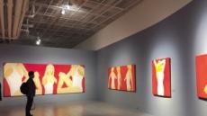 CK·코카콜라걸…'뉴요커 일상' 초상화의 거장 카츠, 첫 한국展