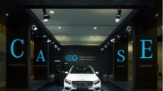 메르세데스-벤츠, 전기차 브랜드 'EQ'로 국제전기차 엑스포 첫 참가
