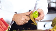 섬유질·엽산·비타민E…키위껍질은 영양 덩어리