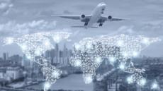 세계 하늘 중 가장 붐비는 구간은?