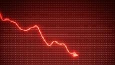 [마감시황] 코스닥, 기관 매도 폭탄에 3.4% 급락…바이오株 패닉