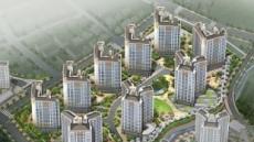 용인 경부라인 경제신도시로 도약하며 아파트도 활기