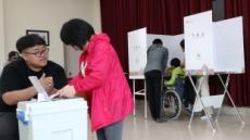 6.13 지방선거날, 투표용지 최다 8장