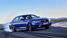 BMW, 6세대 융합형 '뉴 M5' 공개
