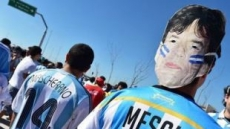 '러시아 여성과 즐기는 법?'…아르헨티나 축구협 메뉴얼 '논란'
