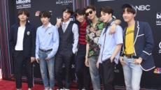 월드스타 방탄소년단, 저스틴 비버 제치고 빌보드 '톱 소셜 아티스트'상