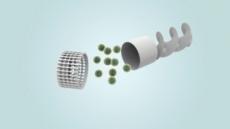 원하는 부위에만 정확하게 약물 전달…캡슐형 마이크로로봇 개발