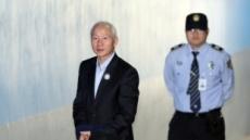'국정원 선거개입' 수사방해 남재준 징역 3년 6월