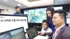 LGU+, 국내 최초 '비가시권 드론 비행' 자격 획득