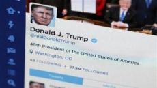 트럼프 트윗의 '비밀'…오타까지 따라하는 '대필진' 있다