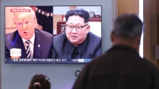 [속보] 트럼프 '6·12 北美정상회담' 전격 취소… 김정은에 공개서한