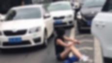 트렁크에 갇힌 간호사…자동차 사고로 극적 탈출