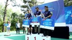 프로 낚시 세계대회도 있다…한국이 원년 우승