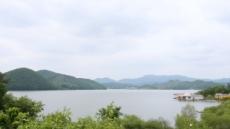 용인 이동저수지 호변 산책로 조성