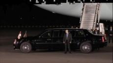 벤츠 마이바흐ㆍ캐딜락 원…싱가포르까지 날아온 북미 정상 차량도 '눈길'