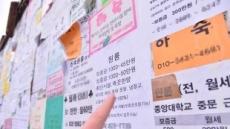 대학 기숙사 수용률 20.1%...주거비 짓눌리는 청년들
