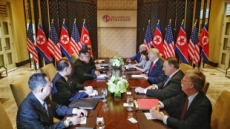 [북미정상회담]북미, '미사일 파괴'v. '한미훈련 중단' 맞교환…관계정상화 합의