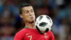 월드컵 첫 경기, 메시보다 1㎞ 이상 더 뛴 호날두