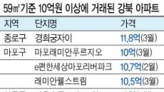 '경희궁자이' 강북최고 굳히나