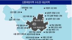 신혼희망타운 '반값' 공급 차익절반 '환수'
