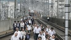 일본 오사카서 규모 6.1 지진…국보에도 금갔다