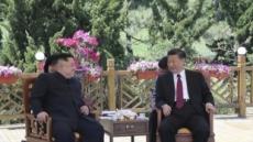 """日언론 """"김정은, 오늘 방중""""…中에 대북제재 완화 지지 요구"""