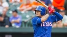 추신수 1회 선두타자 홈런…32경기 연속 출루