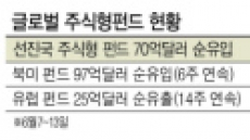 신흥국 '돈줄죄기'…그래도 믿을곳은 '韓·中'