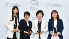 한국로레알-유네스코 여성과학자상 학술진흥상에 이호영 교수
