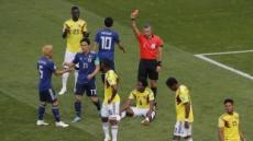 콜롬비아 산체스, 러시아 월드컵 1호ㆍ역대 2번째 단시간 퇴장 기록