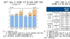 [금융안정보고서] 빚 취약가구 1년새 급증…전세ㆍ신용대출 폭증