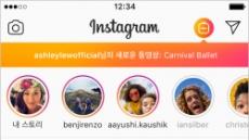 인스타그램, 세로형 동영상 앱 'IGTV' 출시