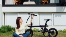 분실한 자전거 IoT로 찾는다…KT 전기자전거 '에어 아이' 출시